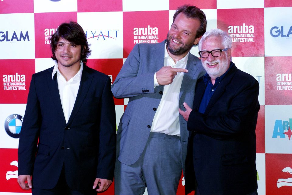 Jonathan Vieira, Marco Spagnoli, Claudio Masenza