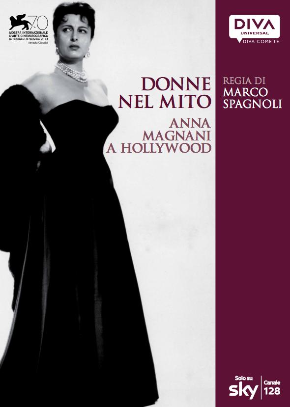 Roma ricorda anna magnani 40 anni dopo female world - Diva futura su sky ...