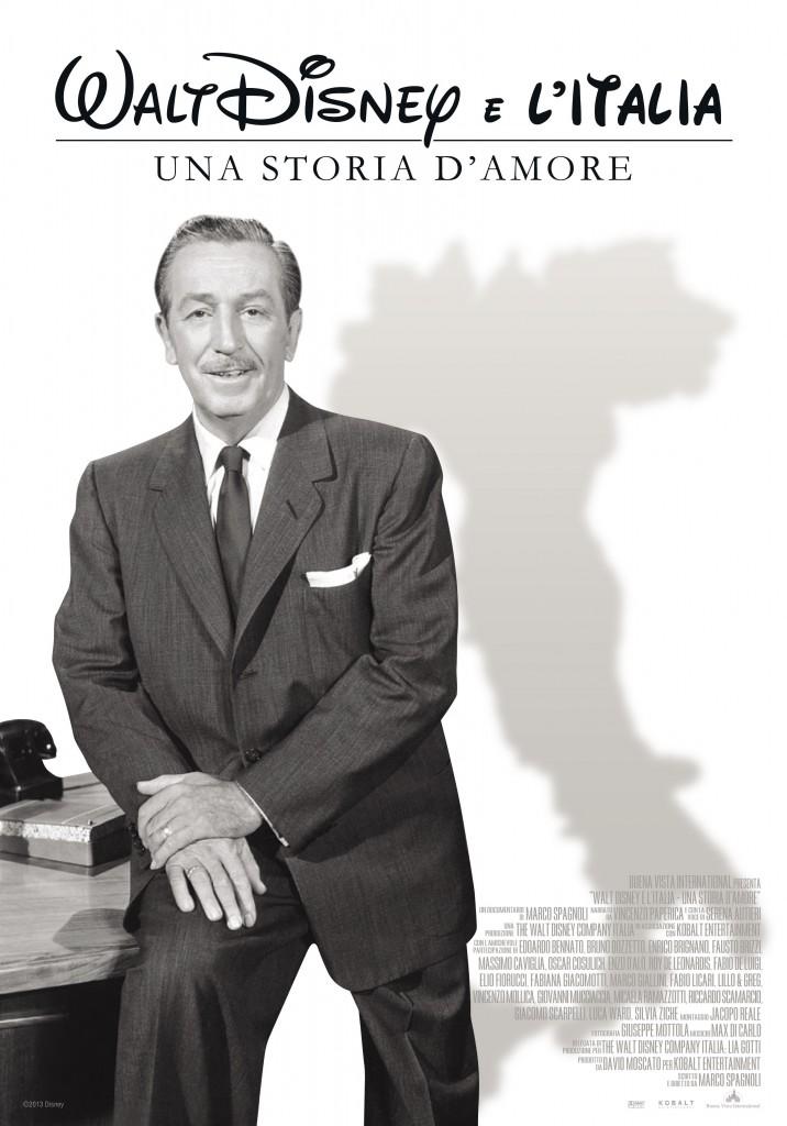 WaltDisney e l'Italia - Una Storia d'Amore